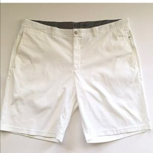 Nike Tiger Woods Collection White Golf Shorts